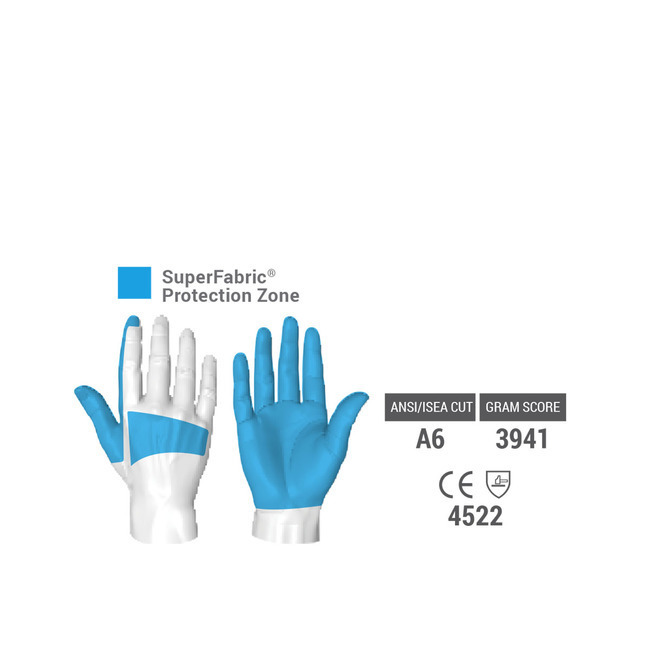 HexArmor® Mechanic's+  4018 SuperFabric®  Gloves