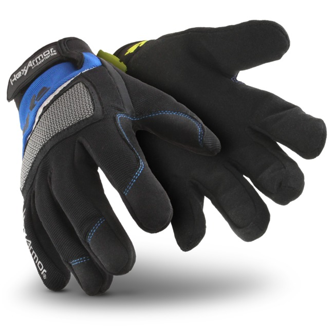HexArmor® Mechanic's+  4018 SuperFabric®  Cut-Resistant Gloves