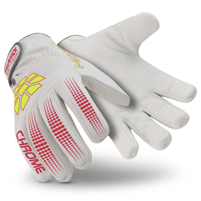 HexArmor® Chrome Series® Arctic Leather 4082 Gloves