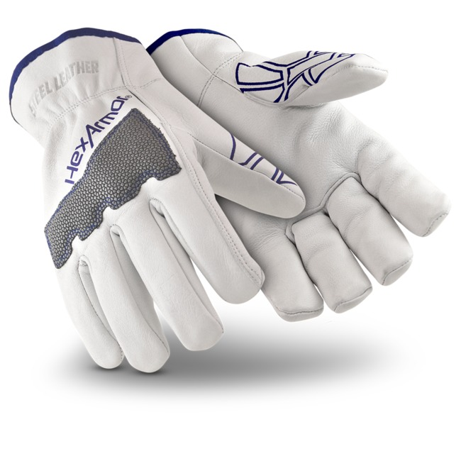 HexArmor® SteelLeather™ 5033 Leather Gloves