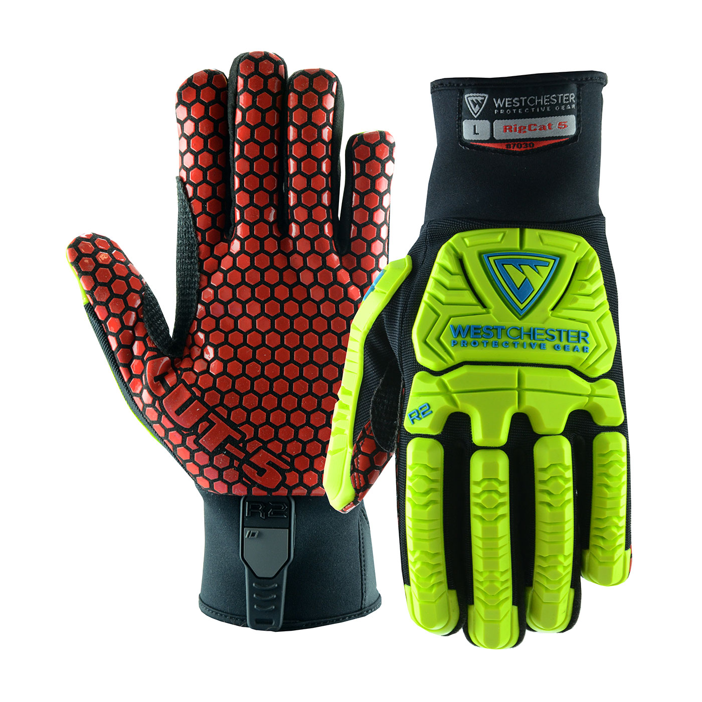 87030 PIP® West Chester R2 Rig Cat 5 Gloves