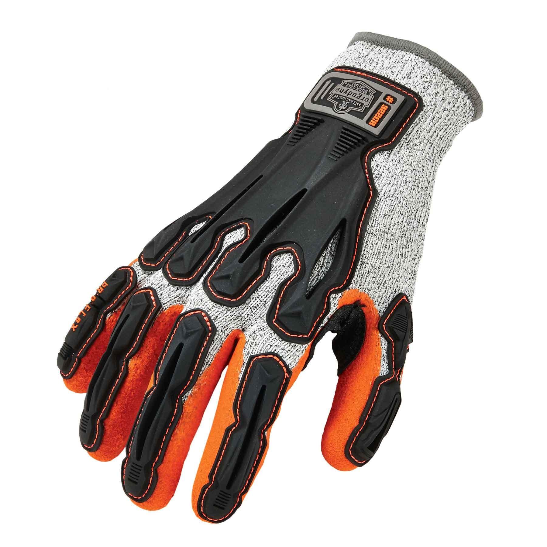 ANSI Level A4 Cut Resistant Work Gloves (Medium Cut Hazards)