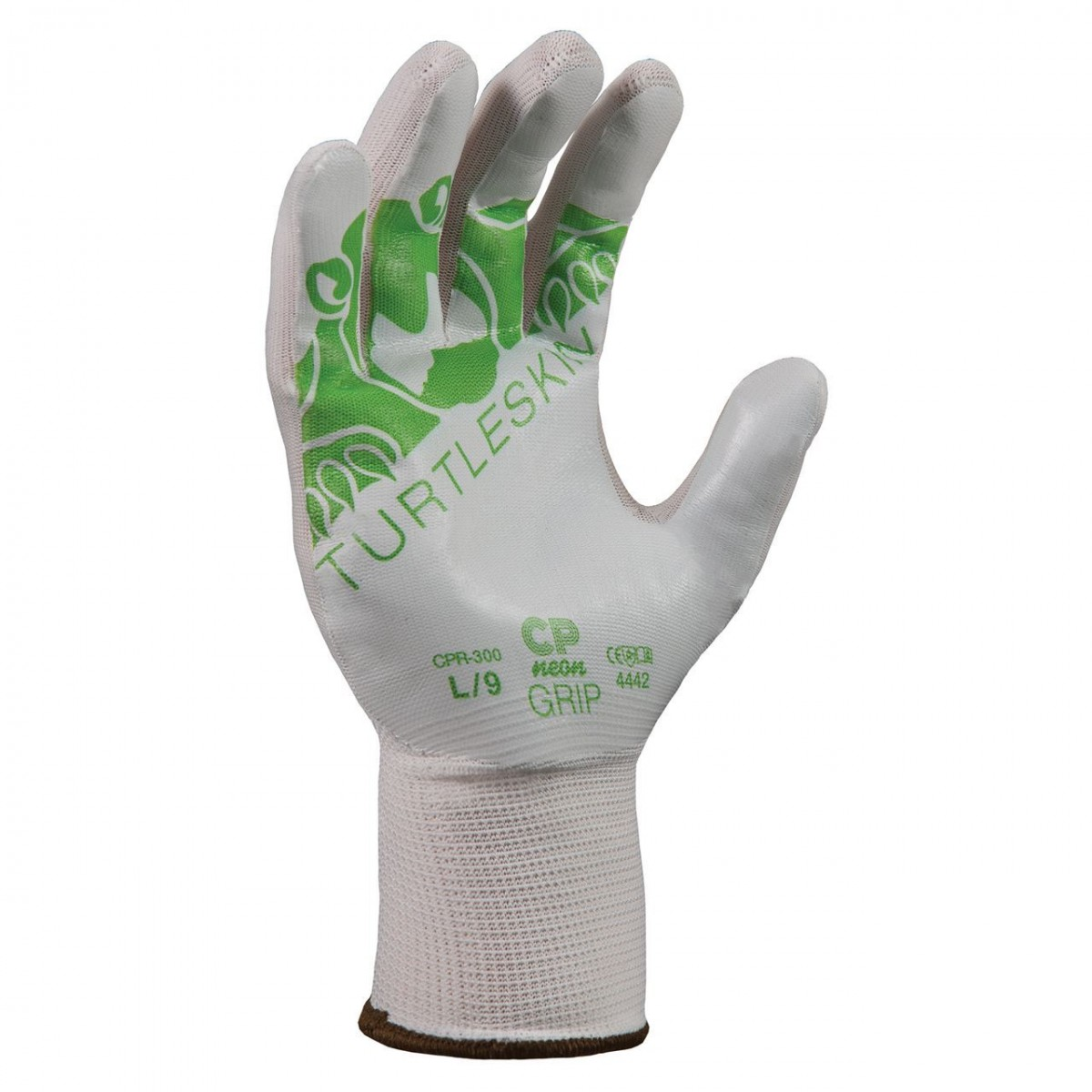 Turtleskin® CP Neon Grip 550 Puncture-Resistant Work Gloves