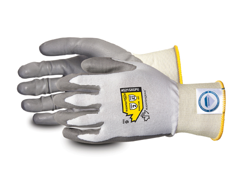 S21SXGPU  Superior Touch® Dyneema® Gloves with Polyurethane Palms