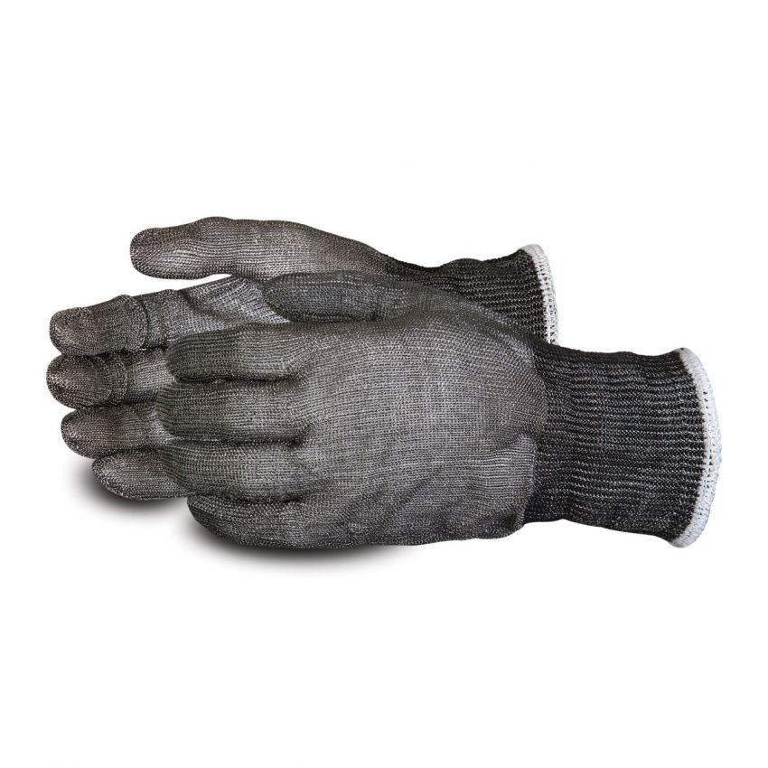 #SSW Superior® Universal Five-finger Extreme Cut Resistant Chain Mesh Glove