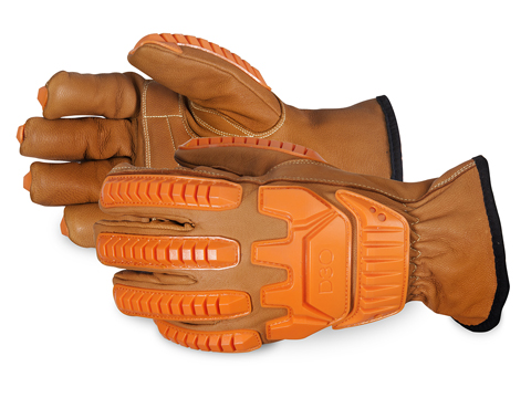 Superior Glove® Endura® Oilbloc™ D3O® Driver Gloves