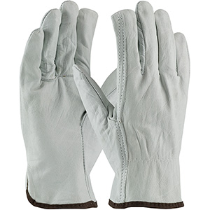 PIP® Industry Grade Top Grain Cowhide Leather Drivers Glove - Straight Thumb #68-106