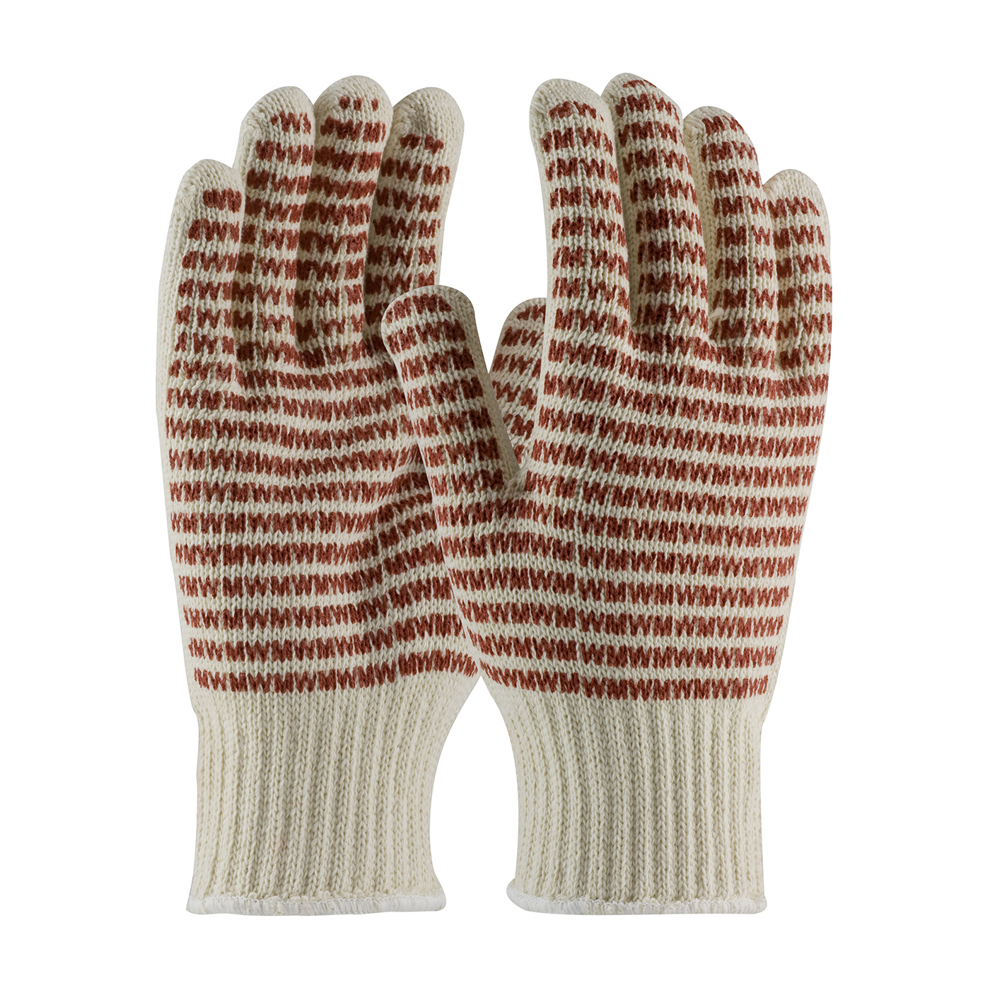 PIP®  Seamless Knit Cotton / Polyester Glove with Double-sided EverGrip™ Nitrile Coating #38-720