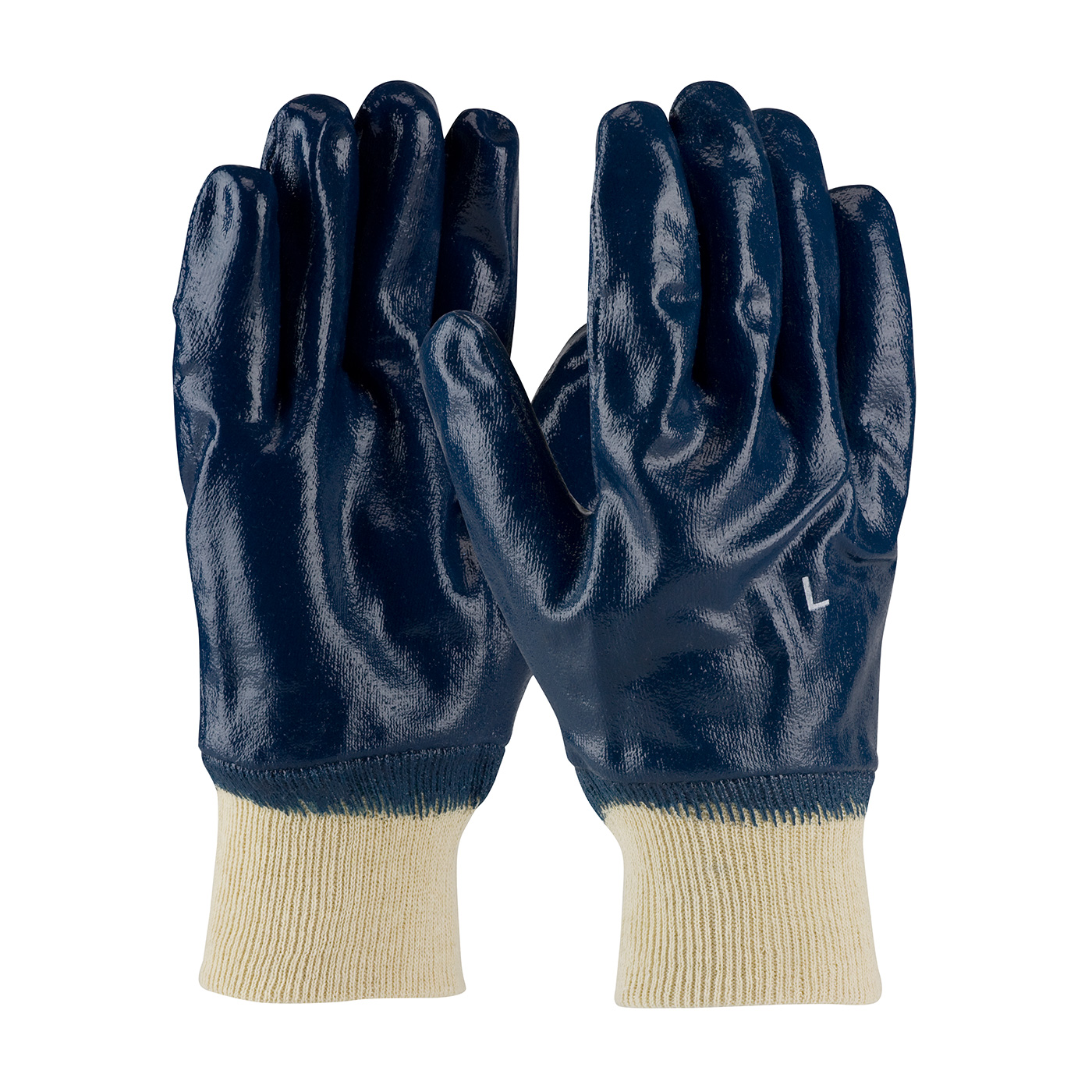 56-3152 PIP® ArmorGrip® Jersey Lined Full Nitrile Dipped Glove with Smooth Grip Texture and Knit Cuff