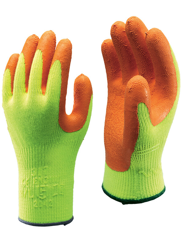 Showa® Atlas® 317 Hi-Viz Grip® Gloves