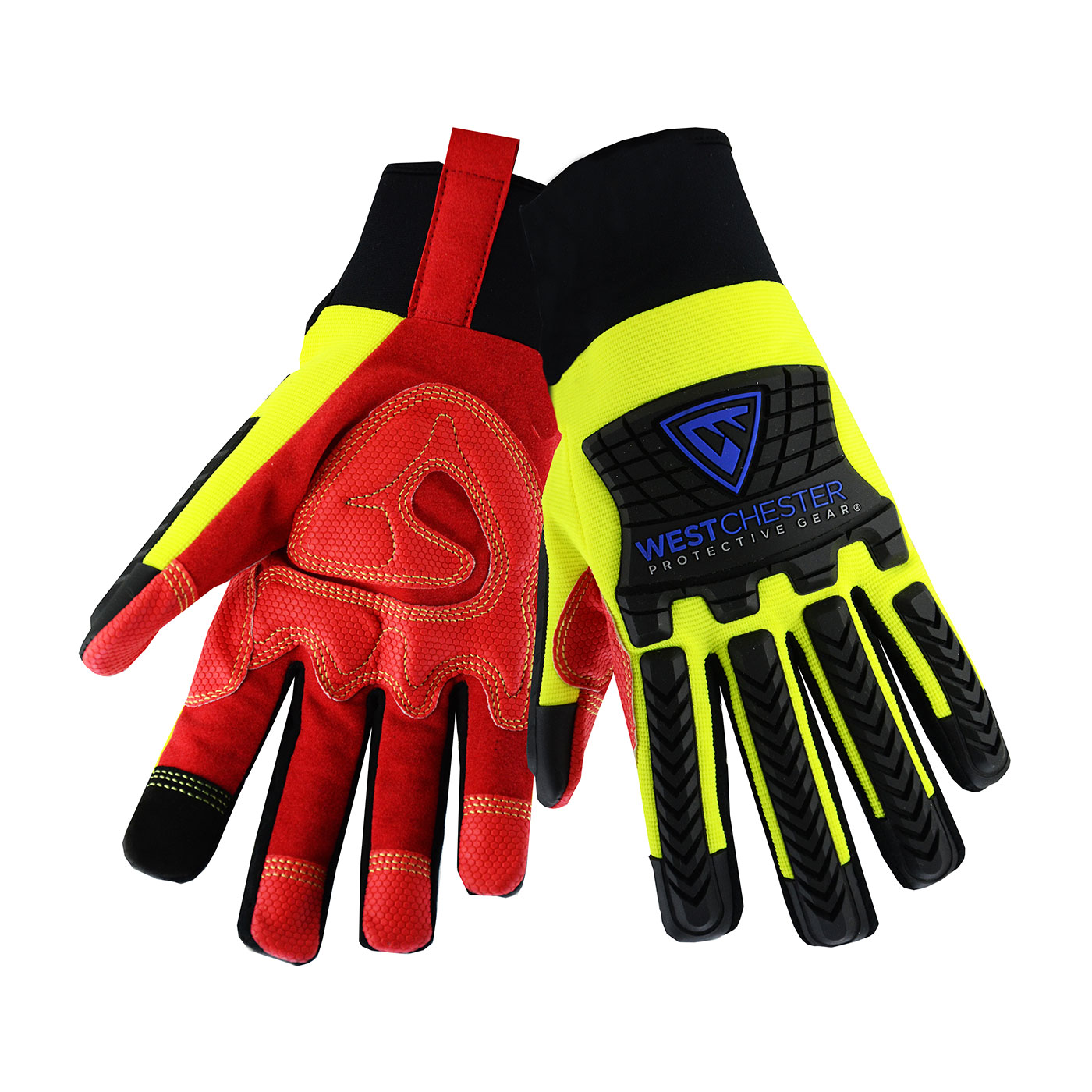 87811 PIP® West Chester R2 Safety Rigger Insulated Reinforced Comfort Gloves
