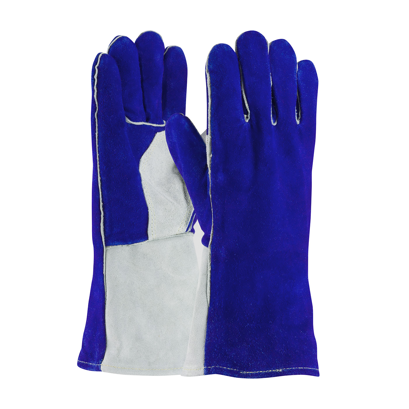 #73-7250 PIP® Side Split Cowhide Leather Welder's Glove with Cotton Foam Liner and Kevlar® Stitching