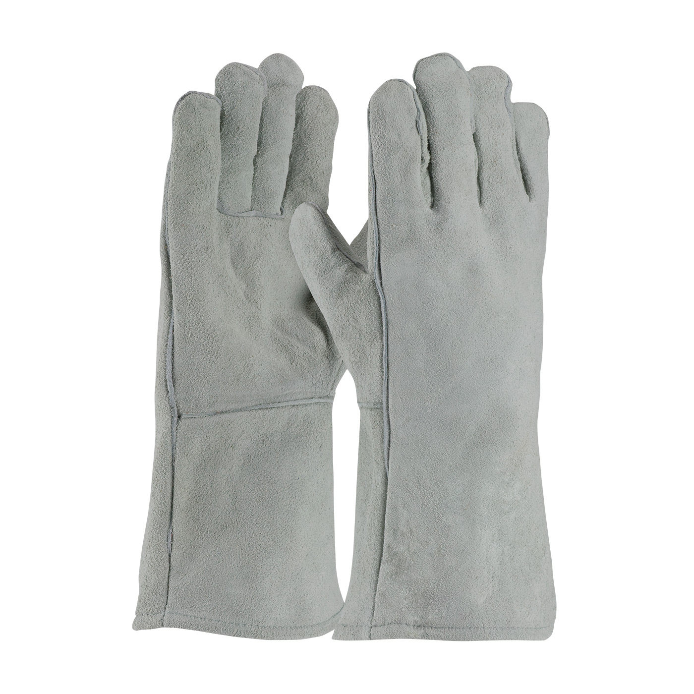 #73-888 PIP® Shoulder Split Cowhide Leather Welder's Glove with Cotton Liner