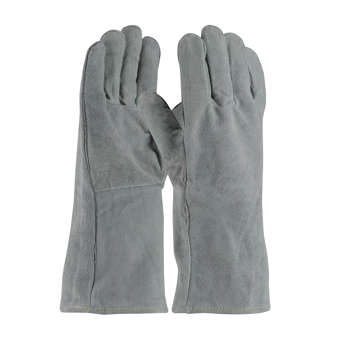 #73-888A PIP® Split Cowhide Leather Welder's Glove with Cotton Liner