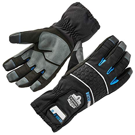 819WP Ergodyne® ProFlex® 819WP Extreme Thermal Waterproof Winter Work Gloves w/ Tena-Grip™