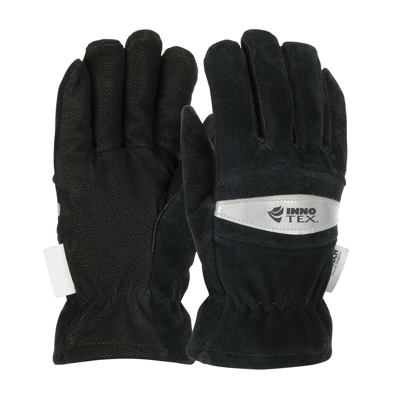 #910-P815 PIP® INNOTEX815™ Structural Firefighting 2D Glove with Split Cowhide Leather Shell and Kevlar® Stitching