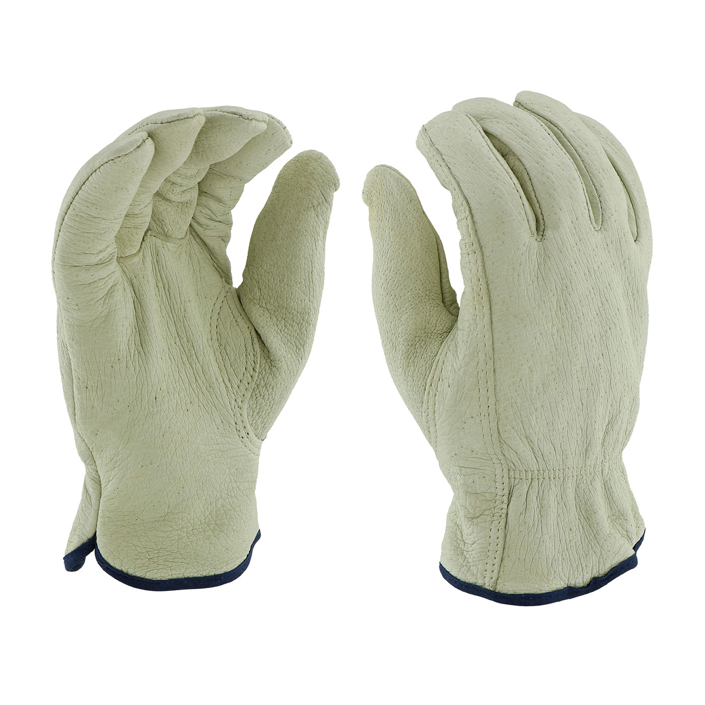 994KP PIP® Posi-Therm® Top Grain Pigskin Leather Drivers Glove with Keystone Thumb