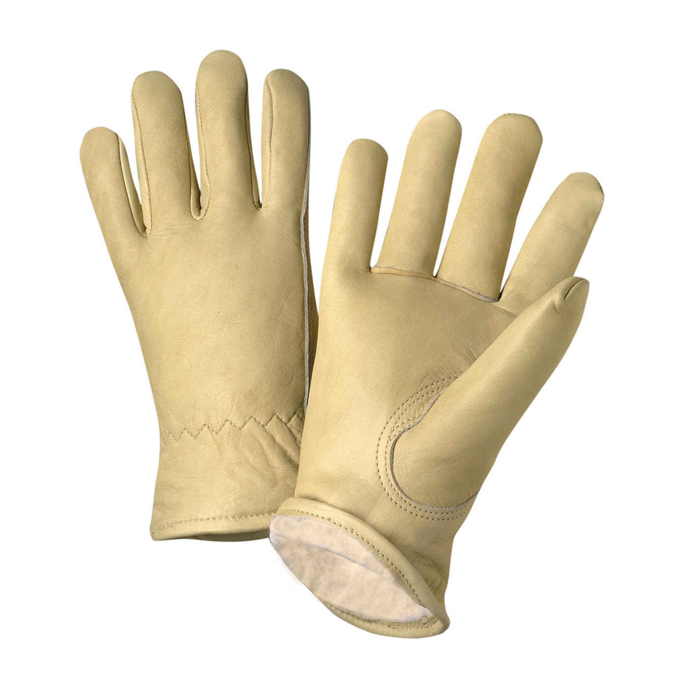 PIP® West Chester® Cowhide Drivers Gloves w/ Aqua Armor®