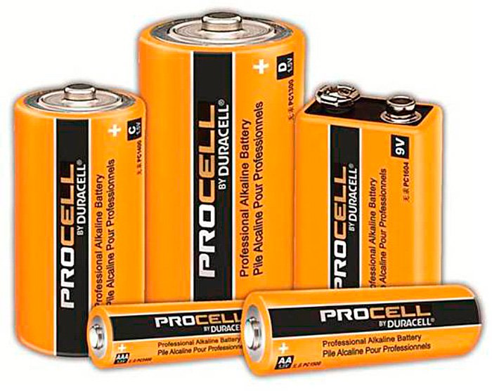 Duracell® Procell® Alkaline Battery-C