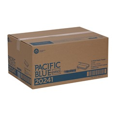 20241 GP PRO Pacific Blue Select™ C-Fold Paper Towel, White