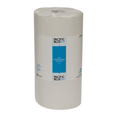 27700  GP PRO Pacific Blue Select™ 2-Ply Perforated Roll Towel, White