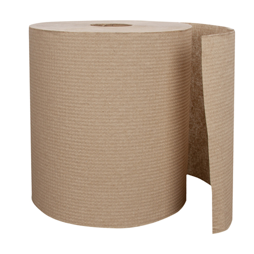 1186 Right Choice™ Natural Hardwound Roll Towel (700')