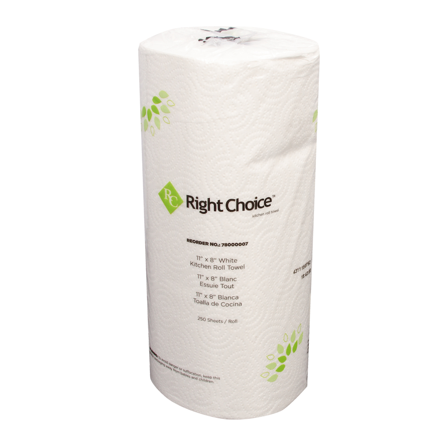 1177 Right Choice™ 2-Ply Big Roll Kitchen Towles