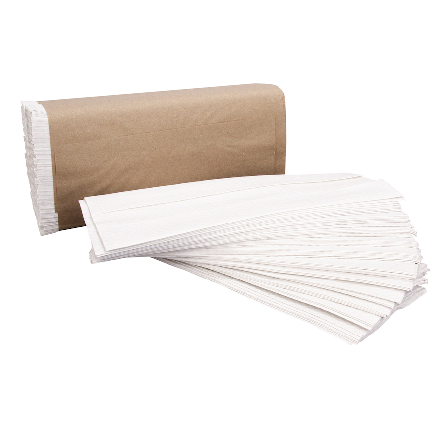 1178 Right Choice™ C-Fold Paper Hand Towels