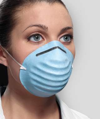 GCBL Crosstex® Surgical Molded Face Masks