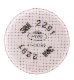 3M™ #2291 P100 Replacement Filters For Respirators