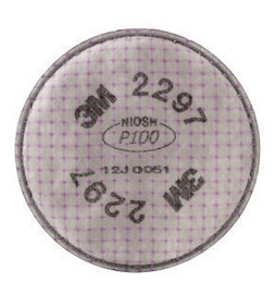 3M™ 2297 P100 Organic Vapor Replacement Filter For Respirators