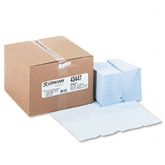 Graham Medical Blue #43447 Durecon Patient Towels
