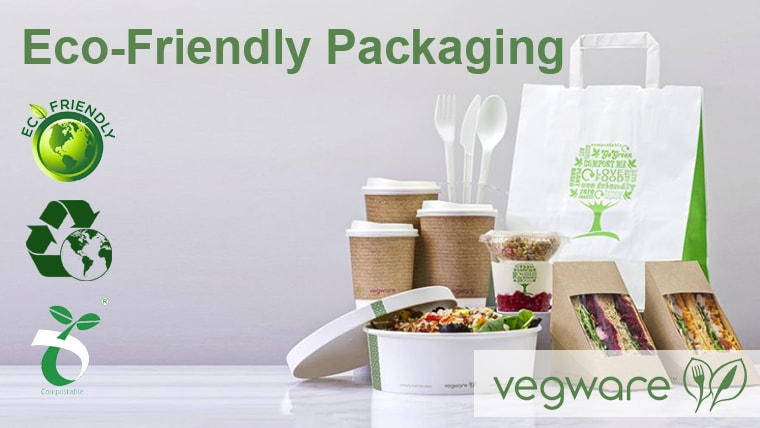 Vegware Compstable Food Packaging
