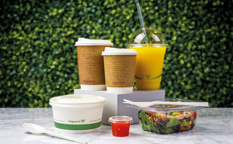 Vegware™ Compostable Food Packaging