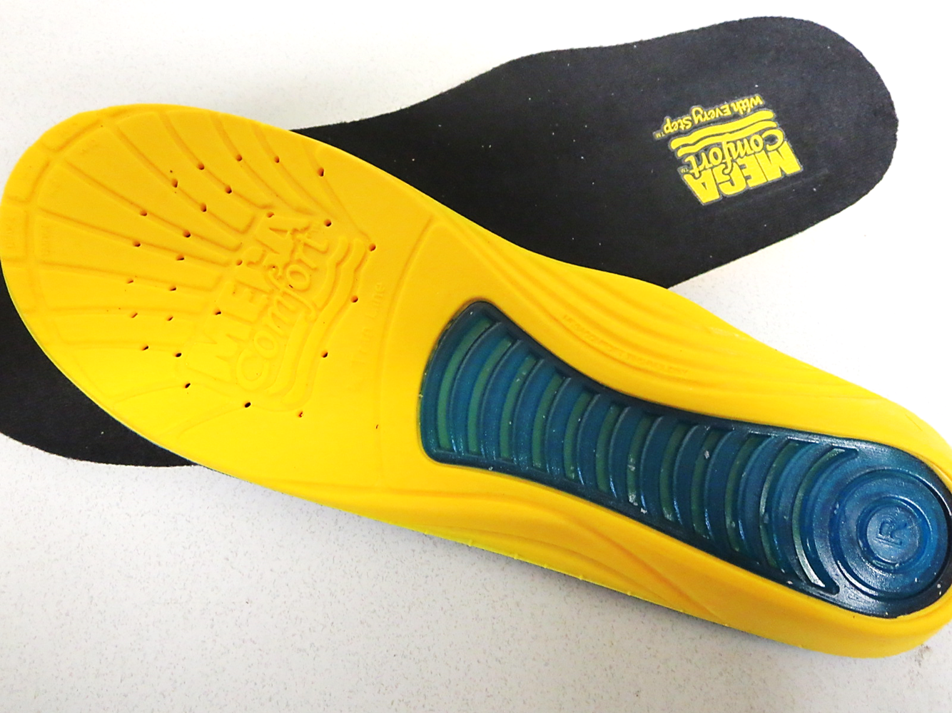 MEGAComfort® MEGASole™ Anti-Fatigue Industrial Insoles