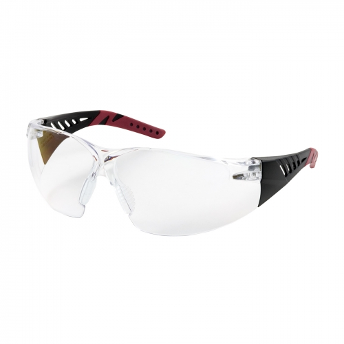 250-36-0010 PIP® Q-Vision™ Rimless Safety Glasses with Anti-Reflective & Anti-Scratch Coating