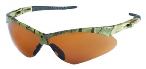 19644 Kimberly Clark® V30 Nemesis™ Safety Glasses w/ Camo Frame/Bronze Lens