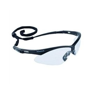 25676  Kimberly Clark® Professional V30 Nemesis™Safety Glasses w/ Black Frame/Clear Lens