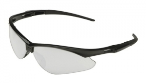 25685 Kimberly Clark® V30 Nemesis™ Safety Glasses w/ Black Frame/Indoor-Outdoor Lens