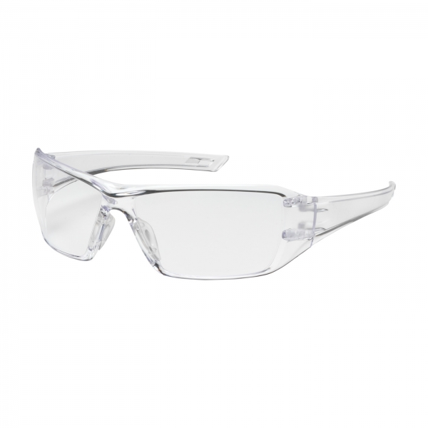 250-46-0020 PIP® Captain™ Rimless Clear Anti-Scratch/FogLess™ Safety Glasses