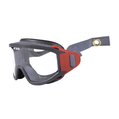 PIP®  X-Tricator™ Fire & Rescue Helmet Goggles with Advanced ESS ClearZone™ FlowCoat Lens and Two-Piece Strap
