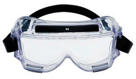 #CAS40305-00000 3M™ Centurion™ 454 Safety Splash Goggles