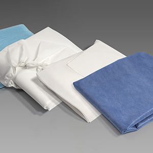 Dynarex® Premium Fitted Cot Sheets