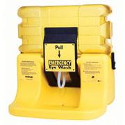 Bradley® On-Site® Portable Gravity-Fed Eye Wash With Wall-Mounting Bracket