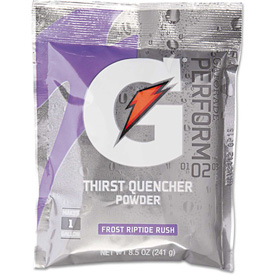 Gatorade® 8.5 Ounce Instant Powder Concentrate Packets