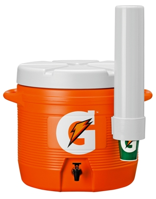 Gatorade® 7 Gallon Dispenser Cooler w/ Cup Dispenser