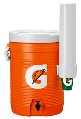 Gatorade® 5 Gallon Dispenser Cooler w/ Cup Dispenser
