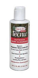 11604 Tec Labs® 4 Ounce Bottle Tecnu® Poison Oak And Ivy Cleanser