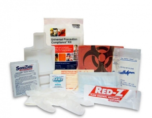 #17100 SafeTec® Universal Precaution Biohazard Compliance Kit