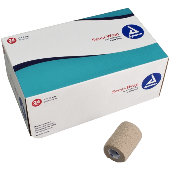 Latex Free Sensi-Wrap 3` x 5 yds Rolls